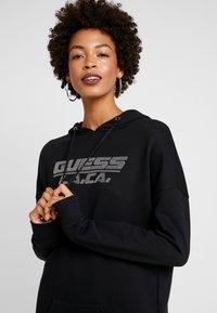 Guess - DRESS - Denní šaty - jet black - 5