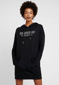 Guess - DRESS - Denní šaty - jet black - 0
