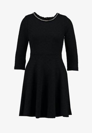 ORNELLA - Robe d'été - jet black