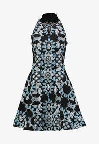 Guess - MAVIS DRESS - Robe de soirée - grey - 5