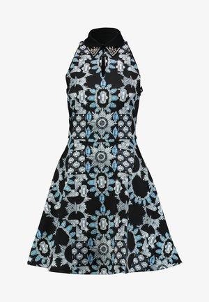 MAVIS DRESS - Cocktailklänning - grey