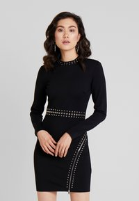 Guess - RACQUEL DRESS - Shift dress - jet black - 0