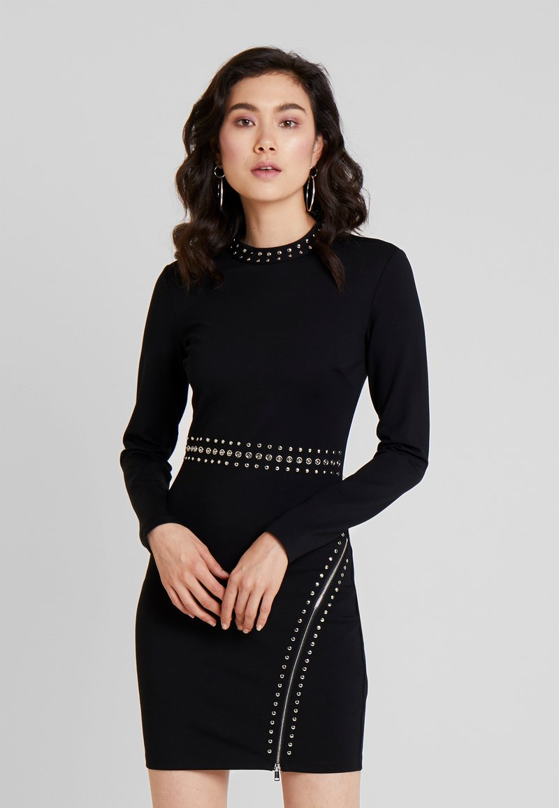 Guess - RACQUEL DRESS - Vestido de tubo - jet black