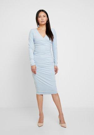 GINETTE DRESS - Robe fourreau - drew blue