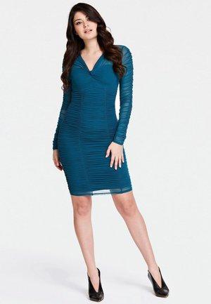 ADRIANNA DRESS - Tubino - dunkelblau