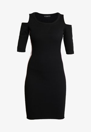 ALMA - Jersey dress - jet black