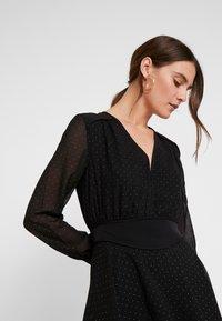 Guess - ISRA DRESS - Denní šaty - jet black - 4