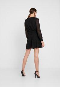 Guess - ISRA DRESS - Denní šaty - jet black - 3