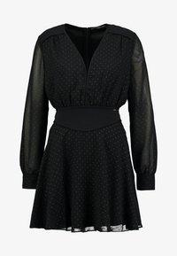 Guess - ISRA DRESS - Denní šaty - jet black - 5