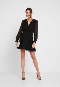 Guess - ISRA DRESS - Denní šaty - jet black - 2