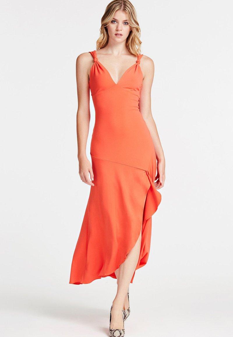 Guess - Maxikleid - orange