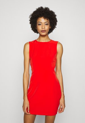 OFELIA DRESS - Shift dress - firecracker