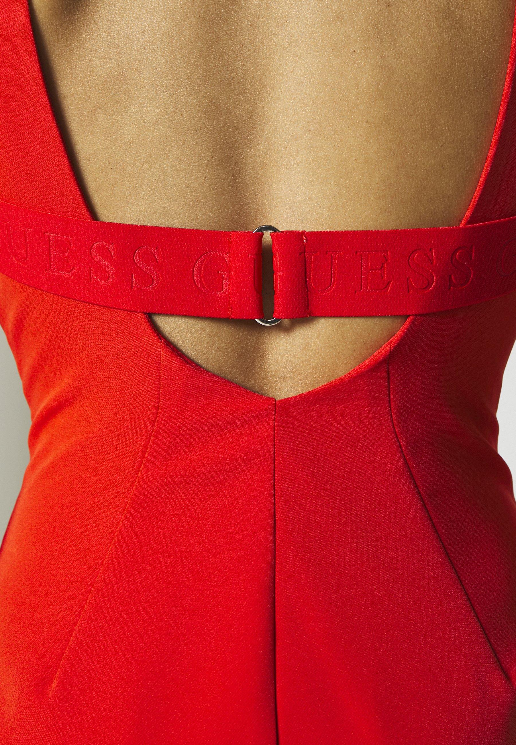 Guess Ofelia Dress - Etuikleid Firecracker zbl6hadx HR