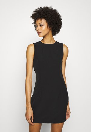 OFELIA DRESS - Shift dress - jet black