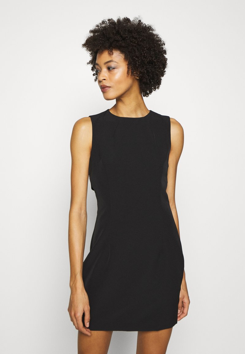 Guess - OFELIA DRESS - Shift dress - jet black