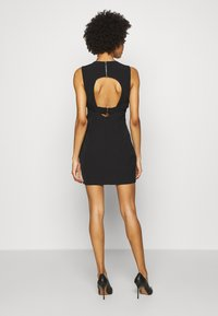 Guess - OFELIA DRESS - Etui-jurk - jet black - 2
