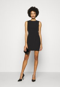 Guess - OFELIA DRESS - Shift dress - jet black - 1