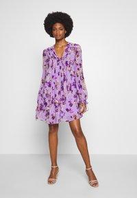 Guess - CORNELIA DRESS - Day dress - purple - 1