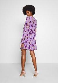 Guess - CORNELIA DRESS - Day dress - purple - 2