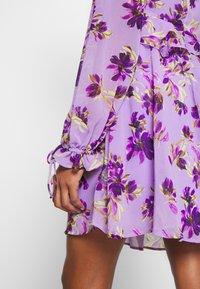 Guess - CORNELIA DRESS - Day dress - purple - 5