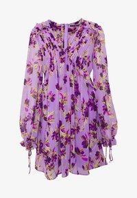 Guess - CORNELIA DRESS - Day dress - purple - 4