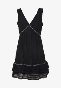 Guess - LEANDRA DRESS - Cocktail dress / Party dress - jet black - 4