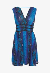 Guess - GINNY DRESS - Day dress - python rock blue - 4