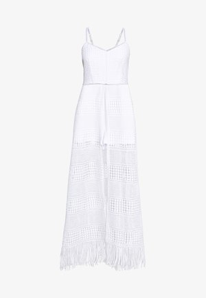 EMELY DRESS - Vestido largo - blanc pur