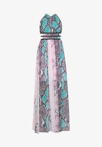 Guess - VIVIENNE DRESS - Robe longue - pop combo - 5