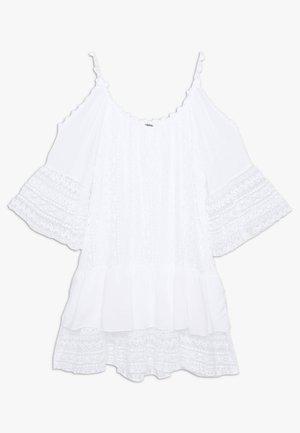 DALILA DRESS - Kjole - blanc pur