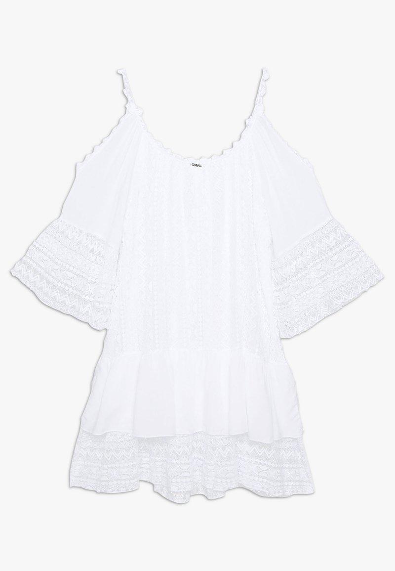 Guess - DALILA DRESS - Day dress - blanc pur