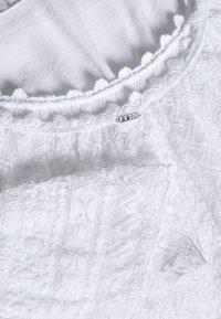 Guess - DALILA DRESS - Day dress - blanc pur - 3