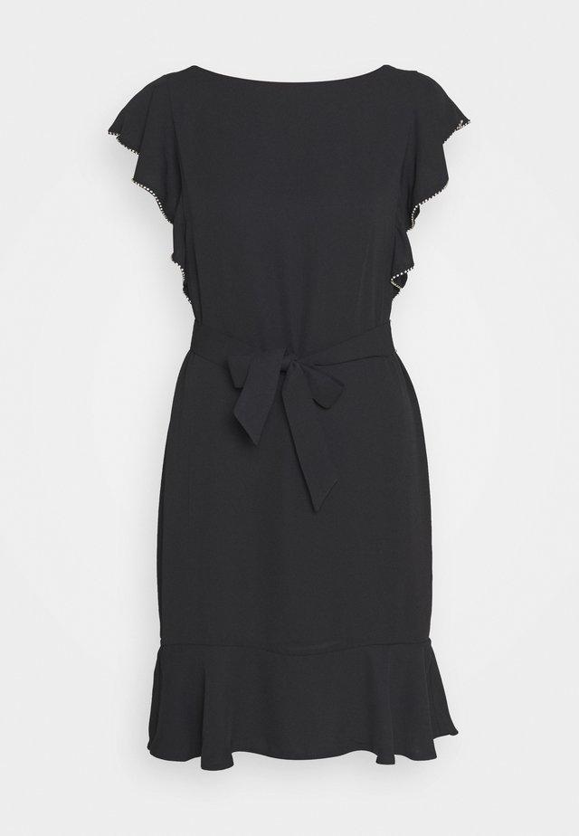 JUANA DRESS - Sukienka letnia - jet black