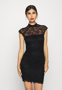 Guess - YOKI DRESS - Cocktail dress / Party dress - jet black - 0