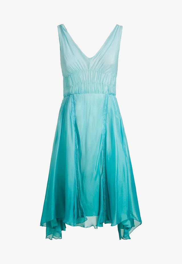 A$AP ROCKY - Sukienka letnia - light blue