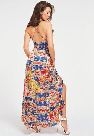 Maxi-jurk - gemustert multicolor