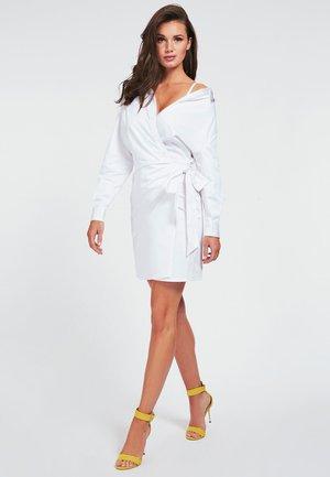 Sukienka letnia - blanc