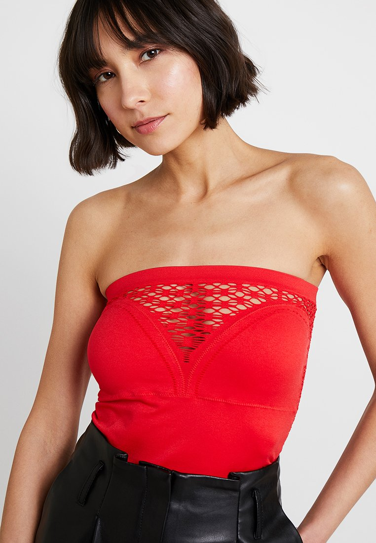 Guess - AGATHE - Top - necessary red