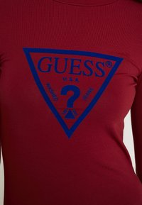 Guess - KUMIKO - Camiseta de manga larga - russian red - 4
