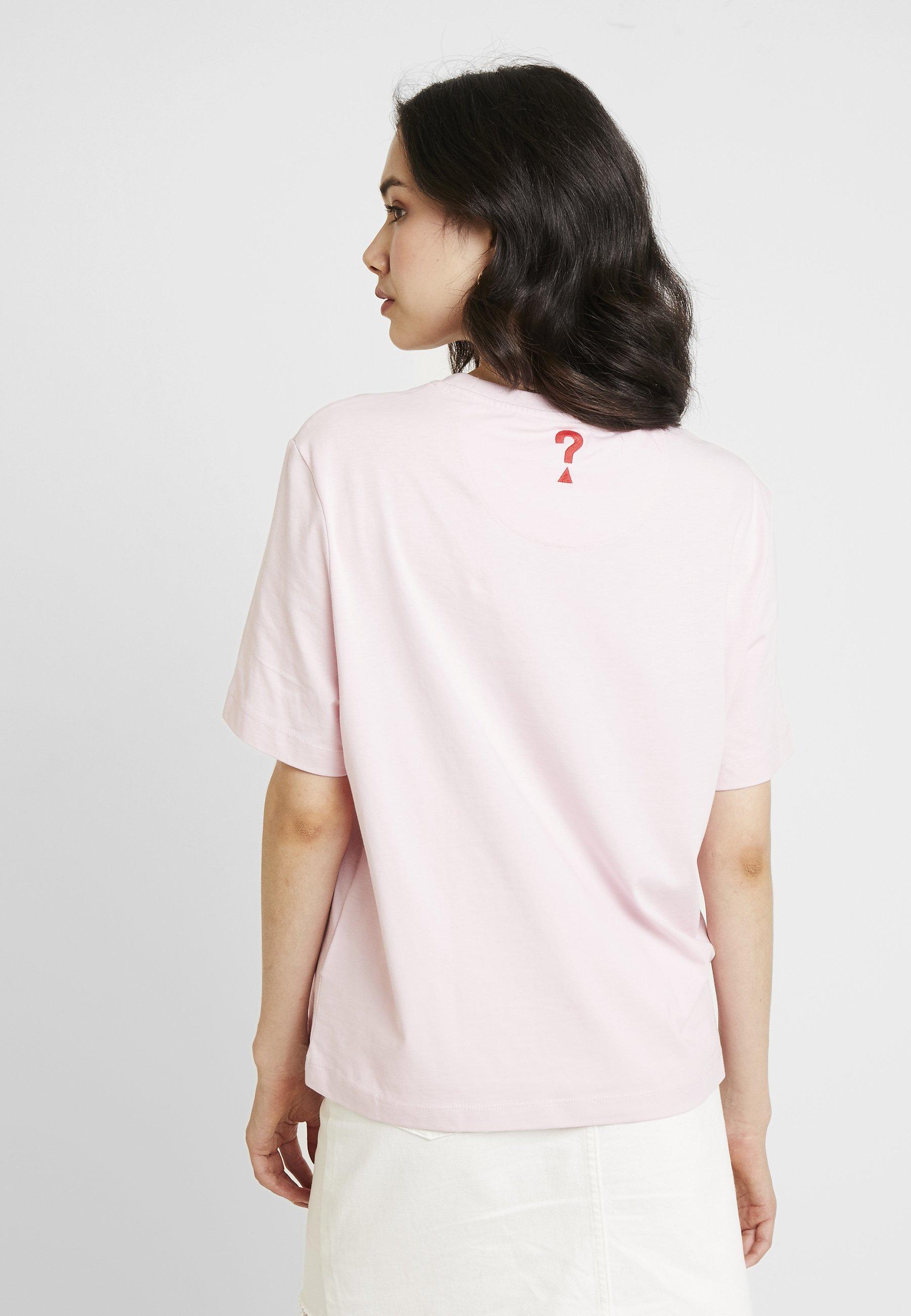 shirt T Pink T shirt shirt Guess ImpriméAlabaster Pink T Guess ImpriméAlabaster Guess tBQdshCrx