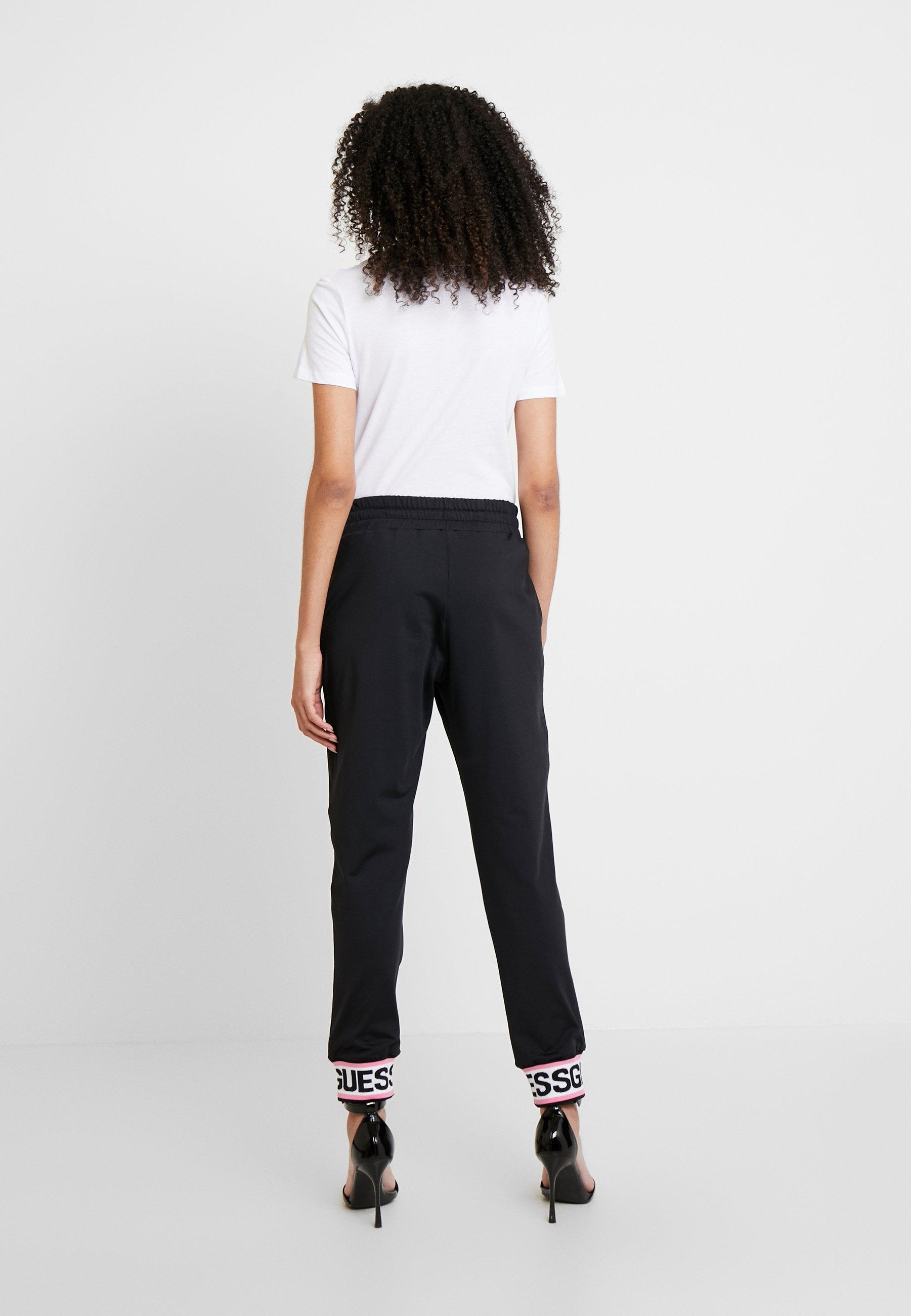 Guess SS CN ROXY TEE - T-shirts med print - true white