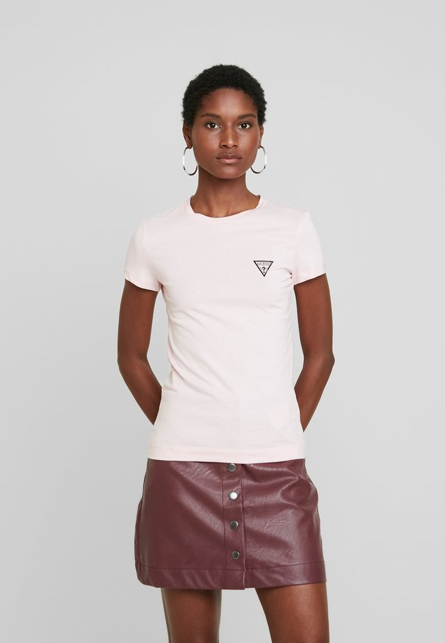 POP TEE - T-shirt basic - pink palm tree