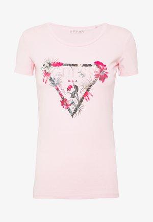LORY TEE - T-shirt imprimé - pink