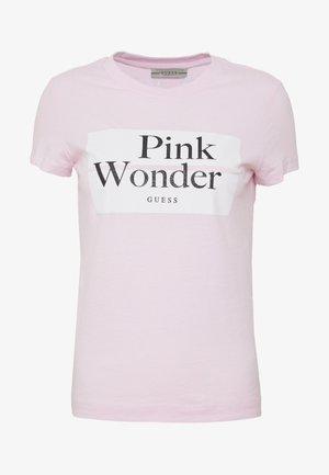 VIVIANA TEE - Camiseta estampada - pink