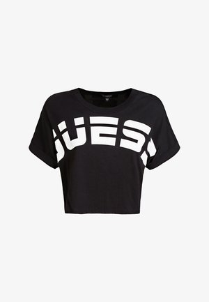 CORTA LOGO - T-shirt print - black