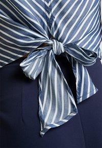 Guess - CALISTA  - Button-down blouse - pin blue - 5