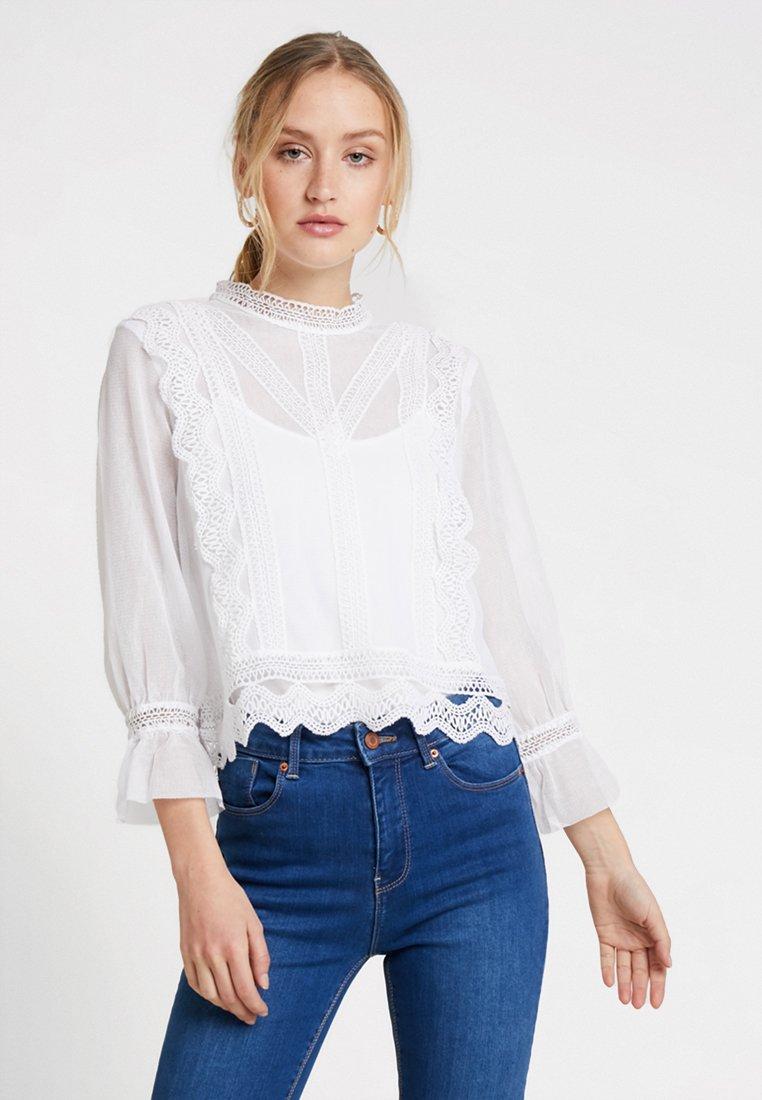 Guess - ZELDA - Blouse - true white