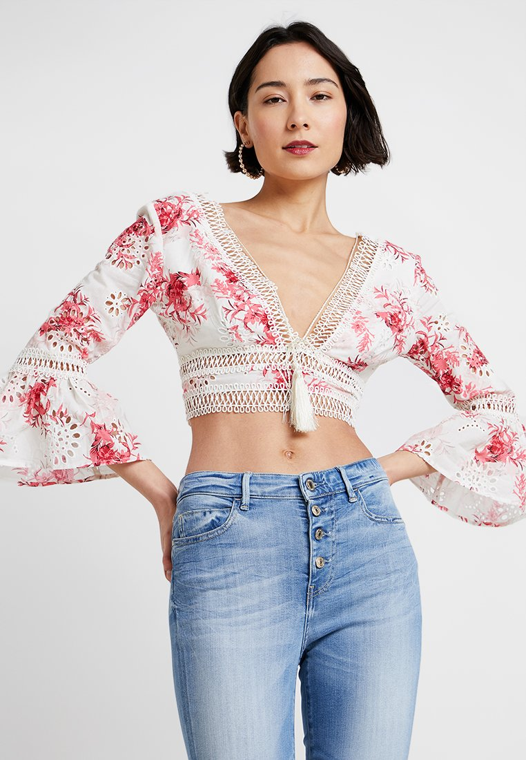 Guess - TRISTA - Blouse - majolica red