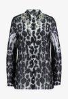 Guess - CLOUIS - Button-down blouse - black