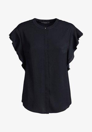 REGULAR FIT - Blouse - black